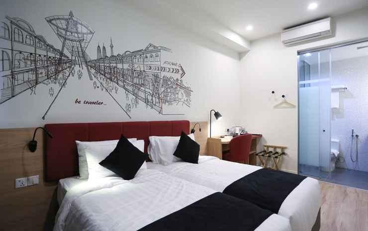 Avenue J Hotel, Central Market KL Kuala Lumpur - Kamar Double atau Twin Standar