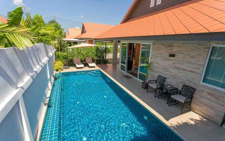 The Ville Pool Villa Jomtien Chonburi - Vila Deluks, 3 kamar tidur