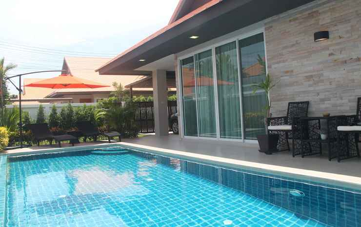 The Ville Pool Villa Jomtien Chonburi -