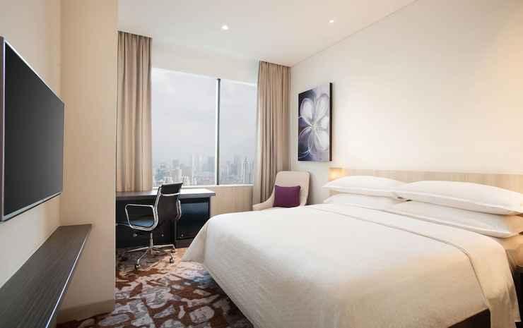 Four Points by Sheraton Jakarta Thamrin Jakarta - Kamar Deluks, 1 Tempat Tidur King