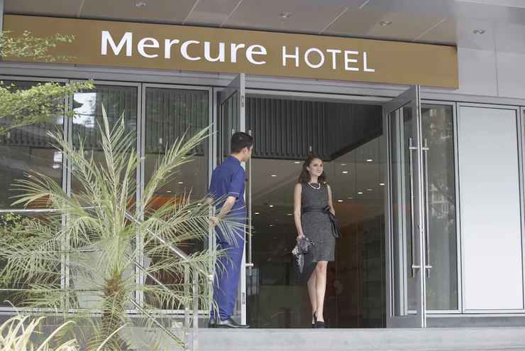 EXTERIOR_BUILDING Mercure Manila Ortigas