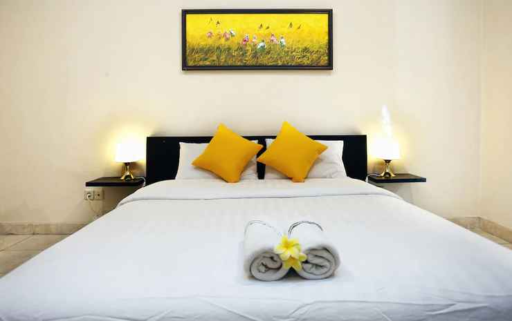 Cameng Homestay Bali - Kamar Superior, 1 Tempat Tidur Double, pemandangan kota