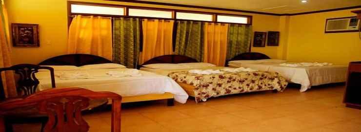 BEDROOM Panglao Kalikasan Dive Resort