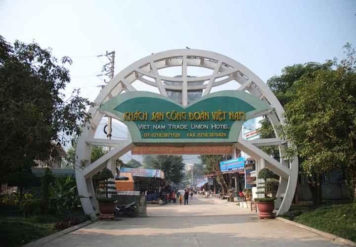 EXTERIOR_BUILDING Khách sạn Công Đoàn Việt Nam Kim Bôi