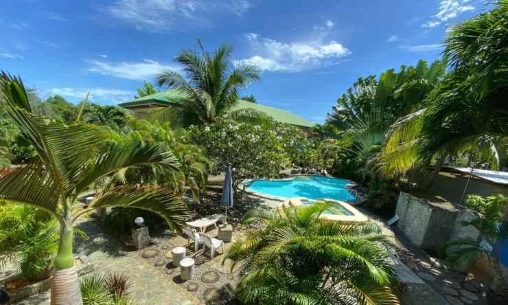 SWIMMING_POOL Alona Swiss Resort