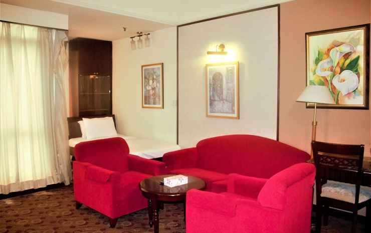 Royal Service Suites at Times Square Kuala Lumpur - Apartemen, 2 kamar tidur