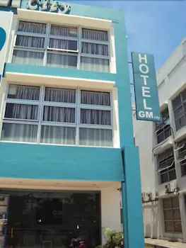 EXTERIOR_BUILDING GM City Hotel