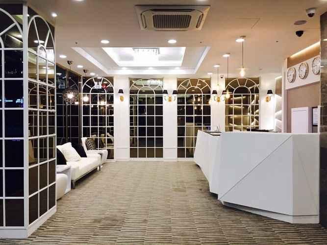 LOBBY Pyeongtaek Port Co'op Stay Hotel