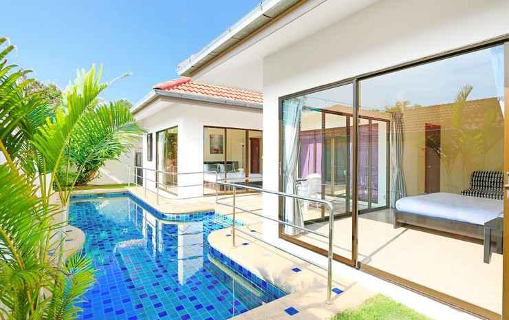 Magic Villa Pattaya Chonburi - Standard Villa, 2 Bedrooms, Private Pool