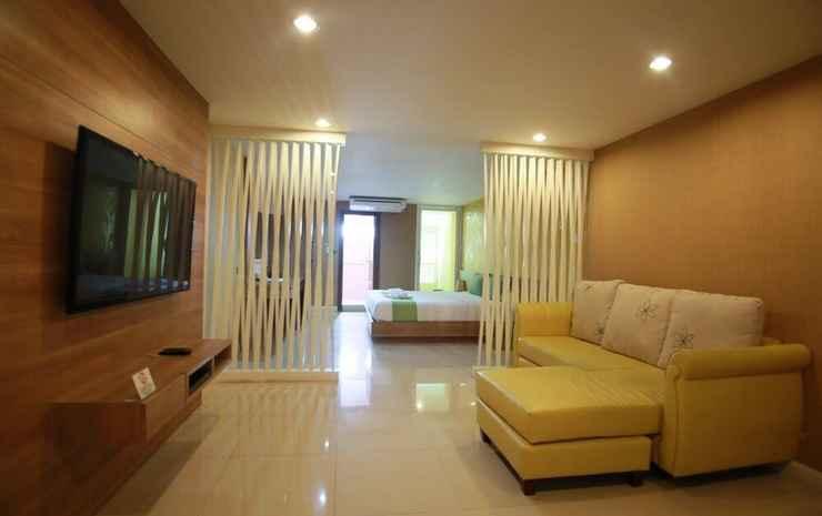 Pintree Service Apartment Pattaya Chonburi - Suite A