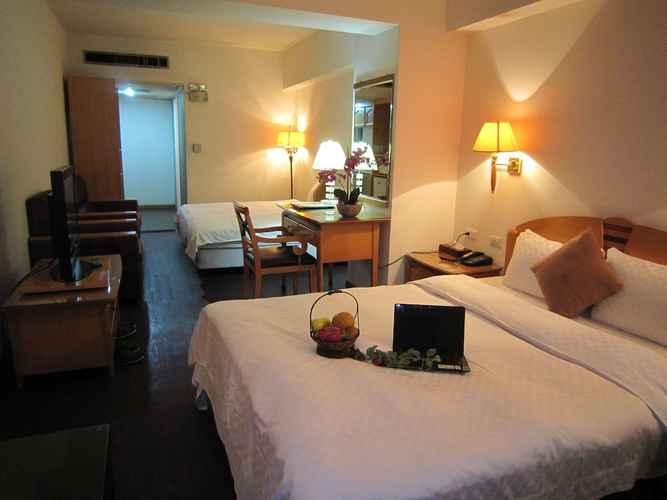 BEDROOM โรงแรมเบิร์คลีย์