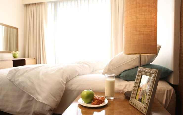 Oakwood Hotel & Residence Kuala Lumpur Kuala Lumpur - Apartemen Deluks, 1 kamar tidur