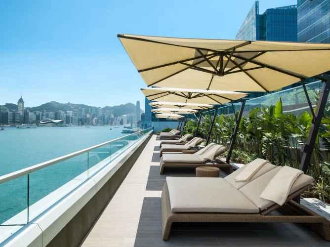 SWIMMING_POOL โรงแรมเคอร์รี่, ฮ่องกง