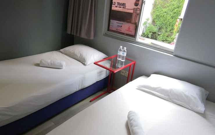 Town View Hotel Kuala Lumpur - Kamar Standar, 2 Tempat Tidur Twin