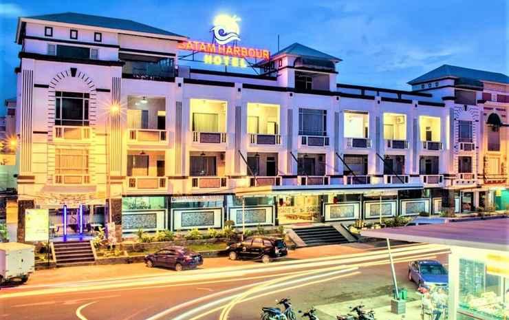 Batam Harbour Boutique Hotel & Spa Batam - Kamar Deluks, balkon