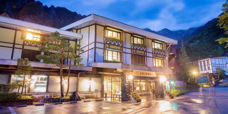 EXTERIOR_BUILDING โรงแรมโฮตากะ