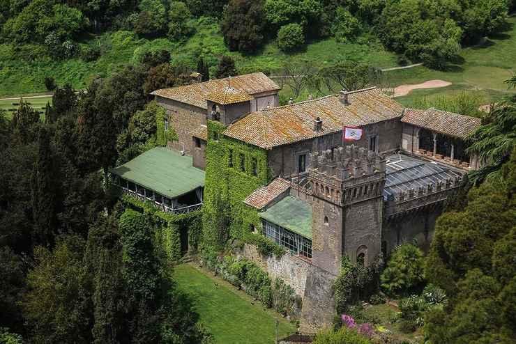 Castello Di Torcrescenza Roma Harga Hotel Terbaru Di Traveloka
