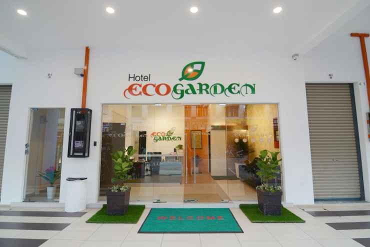 EXTERIOR_BUILDING Eco Garden Hotel