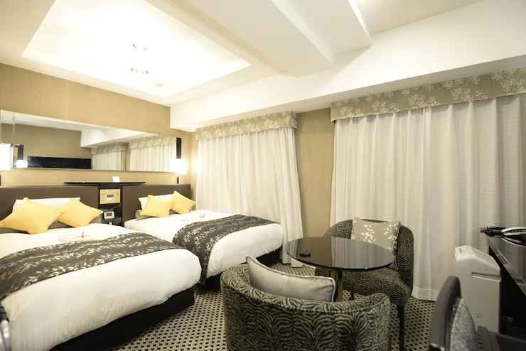 BEDROOM โรงแรมเอพีเอ ทีเคพี นิปโปริ-เอกิมาเอะ