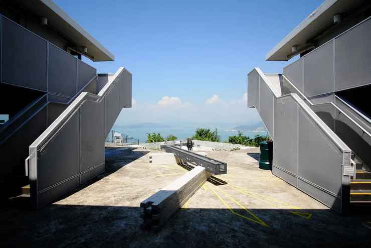 EXTERIOR_BUILDING (เกาะฮ่องกง) วายเอชเอ จ็อคกี้คลับ เมาท์เดวิส ยูธโฮสเทล