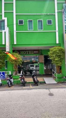 EXTERIOR_BUILDING Green Hotel