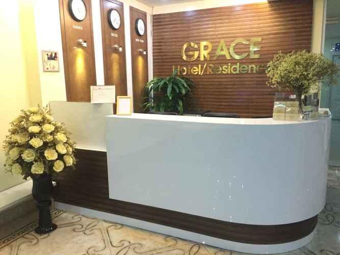 LOBBY Grace Hotel Ha Noi
