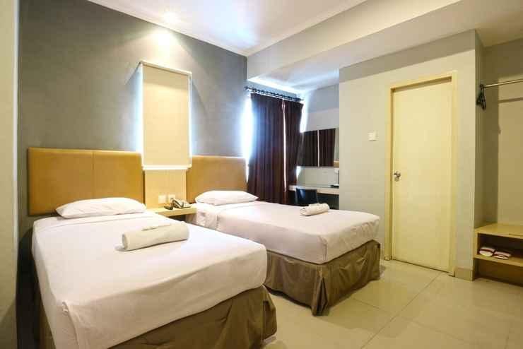 BEDROOM Antara Hotel