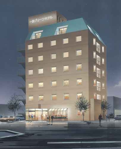 EXTERIOR_BUILDING โรงแรมอิชิมิยะ กรีน