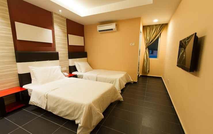 JS Hotel Johor - Kamar Twin Deluks