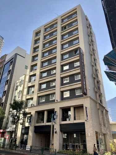 EXTERIOR_BUILDING โรงแรม มิด อิน เมงุโระ-เอกิมาเอะ