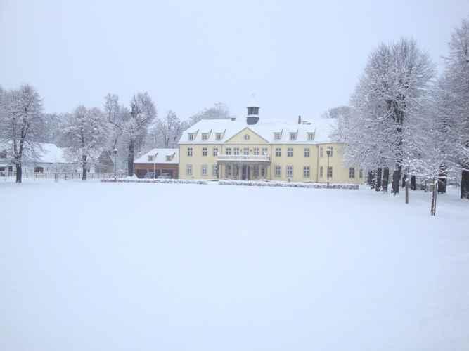 EXTERIOR_BUILDING Schloss Grochwitz Hotel garni