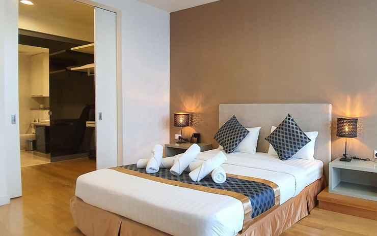 The Platinum Suites Kuala Lumpur - Kamar Triple Keluarga, 3 kamar tidur