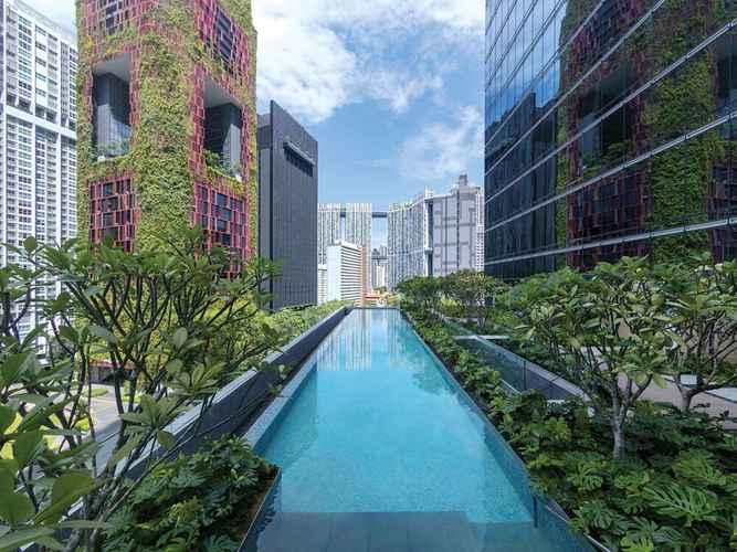 SWIMMING_POOL Sofitel Singapore City Centre (SG Clean)