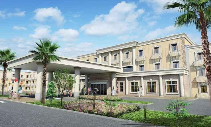 EXTERIOR_BUILDING โรงแรมลาฌอง โตเกียวเบย์