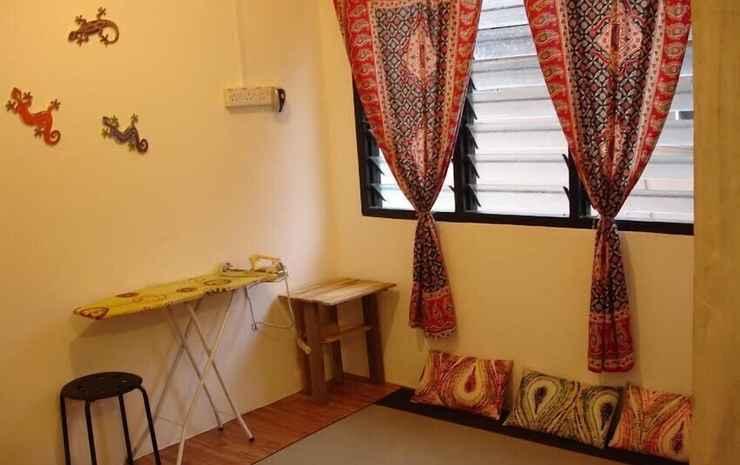 The Bodhi Lodge - Hostel Kuala Lumpur - Kamar Twin (Tatami)