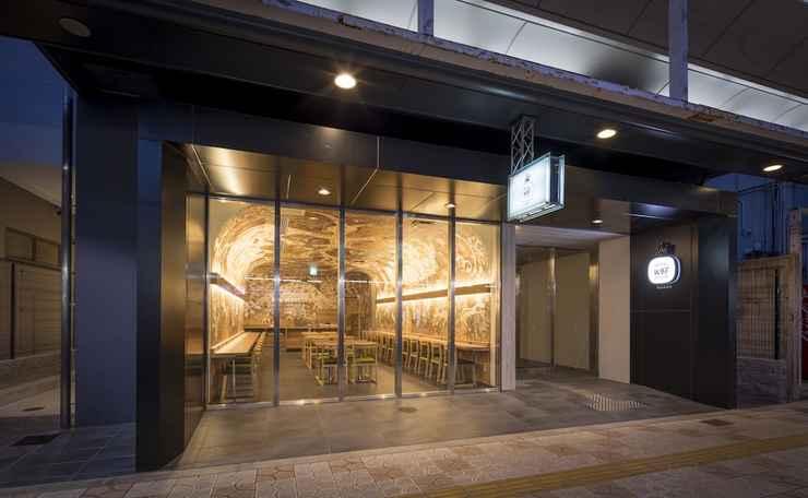 EXTERIOR_BUILDING โรงแรม ดับเบิลยูบีเอฟ อาร์ตสเตย์ นัมบะ