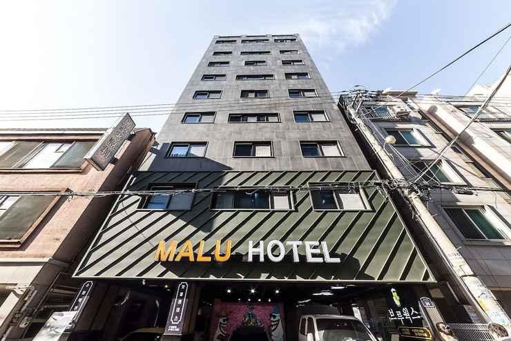 EXTERIOR_BUILDING MALU HOTEL