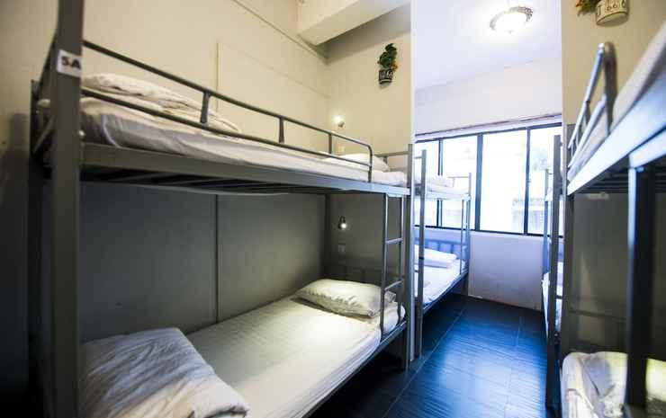 Urban Hostel Singapore - Asrama Umum, hanya perempuan (Single Bed in Superior 8-Beds)