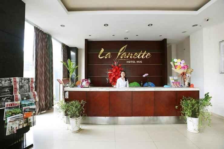 LOBBY La Lanette Hotel Hue