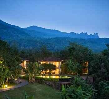 EXTERIOR_BUILDING Narada Resort & Spa Qixian Mount Sanya