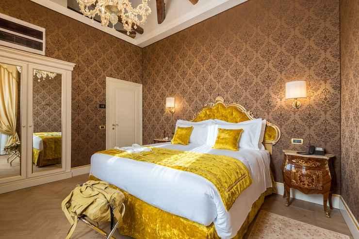 BEDROOM Ai Patrizi Venezia - Luxury Apartments