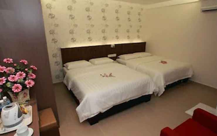 Hotel Tai Ichi Bukit Bintang Kuala Lumpur - Kamar Quadruple Deluks
