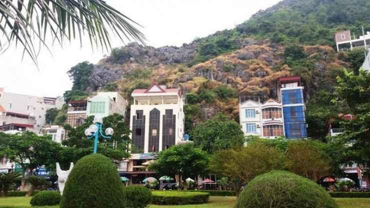 EXTERIOR_BUILDING Khách sạn Nam Phương
