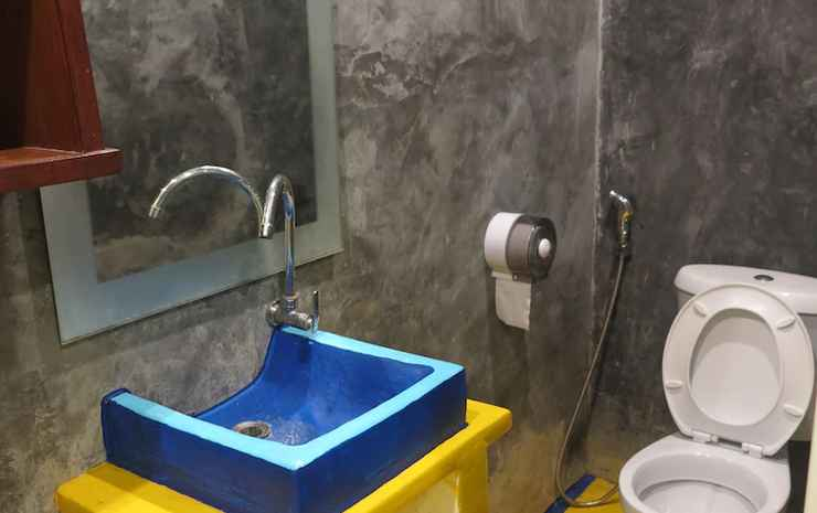 Jellybean Krabi Inn Krabi - Double room with Private Bathroom
