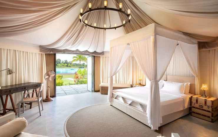 Natra Bintan, a Tribute Portfolio  Bintan - Tenda Deluks, 1 Tempat Tidur King, non-smoking, pemandangan laguna