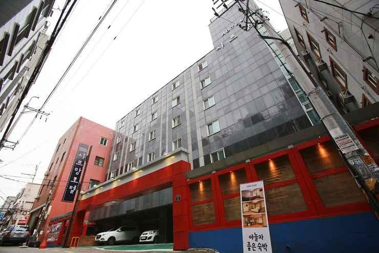 EXTERIOR_BUILDING Hotel Charmant Suwon