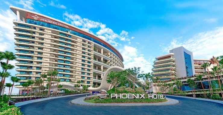 EXTERIOR_BUILDING Forest City Marina Hotel