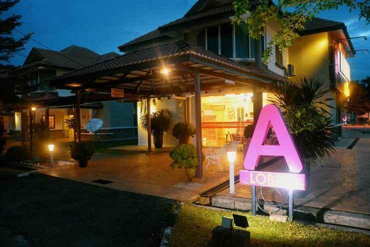 EXTERIOR_BUILDING Kertih Damansara Inn