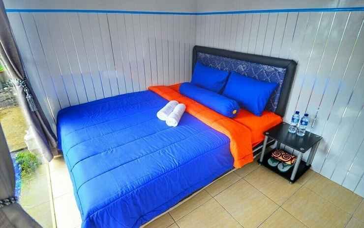 Bromo Ecolodge Hotel Probolinggo - Kamar Double Deluks