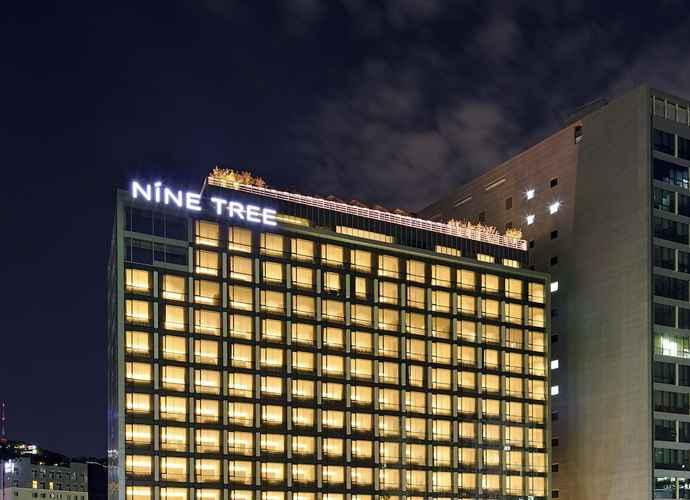 EXTERIOR_BUILDING โรงแรมไนน์ทรี พรีเมียร์ เมียงดง 2